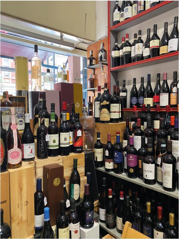 il vinaio