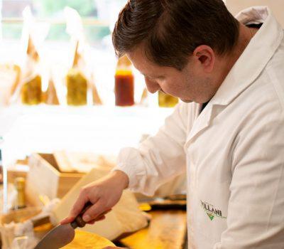 la grotta dei formaggi